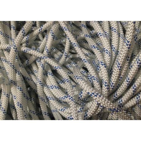 Alpin rope static 10,5mm biała