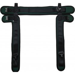 Harness l - green